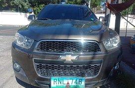 2012 Chevrolet Captiva for sale in Quezon City