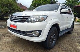 2015 Toyota Fortuner for sale in San Fernando