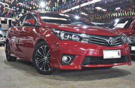 2014 Toyota Corolla Altis Automatic for sale in Quezon City