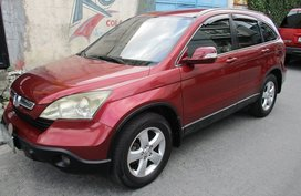 Red 2009 Honda Cr-V Automatic for sale in Makati