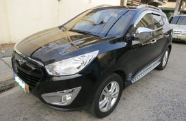 Black 2012 Hyundai Tucson for sale in Makati