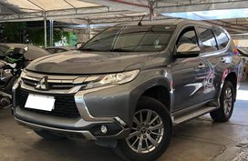 2017 Mitsubishi Montero Sport Automatic Diesel for sale in Makati