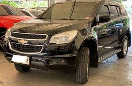 Sell Black 2014 Chevrolet Trailblazer at 66000 km