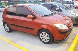 Selling Used Hyundai Getz 2007 Automatic in Angeles