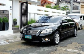 Sell Black 2012 Toyota Camry at 56000 km in Pasig
