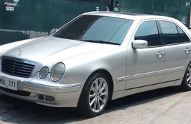 2001 Mercedes-Benz 200 for sale in Metro Manila