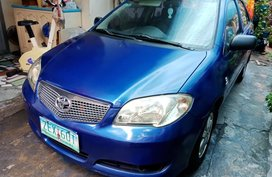 Selling Blue Toyota Vios 2006 in Taguig