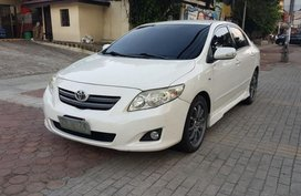 2008 Toyota Altis for sale in Quezon City