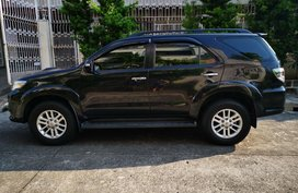 Toyota Fortuner 2014 at 57000 km for sale