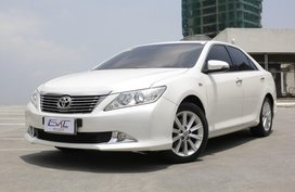 2012 Toyota Camry at 28000 km for sale