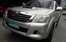 2013 Toyota Hilux Automatic Diesel for sale