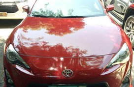 2012 Toyota 86 for sale in Quezon City