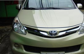 Toyota Avanza 2014 for sale in Mandaluyong