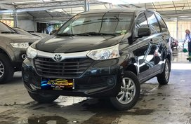 2016 Toyota Avanza 1.3E MT for sale in Mandaluyong