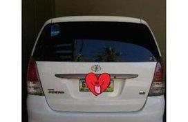 2011 Toyota Innova for sale in Cordova