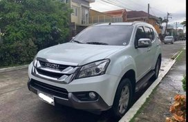 2015 Isuzu Mu-X for sale in Guiguinto