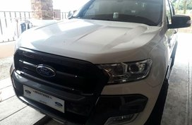 Selling 2nd Hand Ford Ranger 2018 at 13375 km