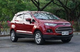 2014 Ford Ecosport for sale in Cavite