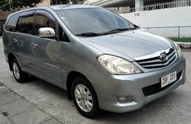 2009 Toyota Innova Automatic Diesel for sale