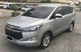 2018 Toyota Innova Manual Diesel for sale