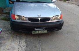 2000 Toyota Corolla Manual Gasoline for sale