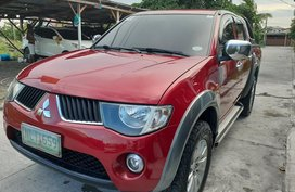2009 Mitsubishi Strada for sale in Bacolor