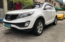2013 Kia Sportage for sale in Quezon City
