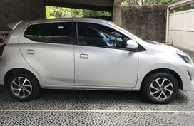 Toyota Wigo 2017 for sale in Makati