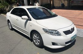 2009 Toyota Altis for sale in Manila