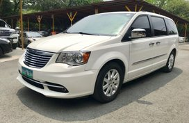 2013 Chrysler Town And Country for sale in Manila
