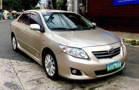 2009 Toyota Altis for sale in Manila
