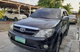 2008 Toyota Fortuner for sale in Bacolor