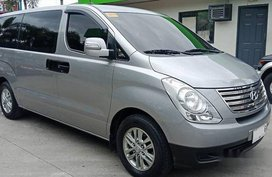 Silver Hyundai Grand Starex 2015 for sale in Meycauayan
