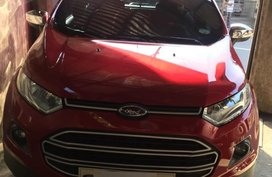 2016 Ford Ecosport for sale in Manila