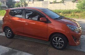 Used 2017 Toyota Wigo Hatchback for sale in Quezon City