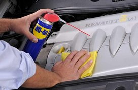 Effective Car Hacks Using the Ever Reliable WD-40