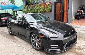 Selling Black Nissan Gt-R 2012 in Bacoor