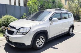 2013 Chevrolet Orlando for sale in Quezon City