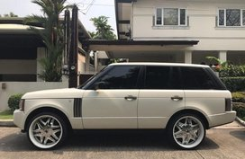2007 Land Rover Range Rover for sale in Pasig