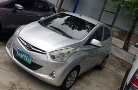 2013 Hyundai Eon for sale in Quezon City