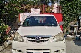 2010 Toyota Avanza for sale in Manila