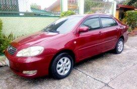 2004 Toyota Corolla Altis for sale in Cavite