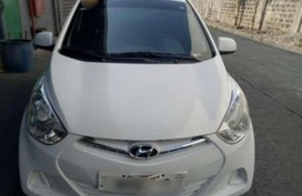 Hyundai Eon 2017 for sale in Quezon City