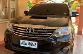 2014 Toyota Fortuner for sale in Duero