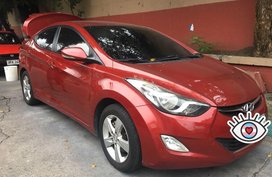 2011 Hyundai Elantra for sale in Quezon City