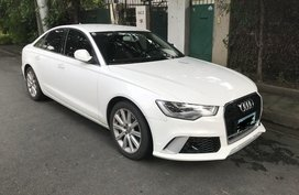 Used Audi A6 at 40000 km for sale in Makati