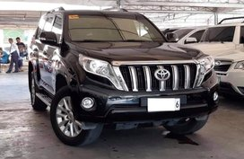 2017 Toyota Land Cruiser Prado for sale in Makati
