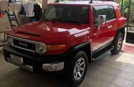 2016 Toyota Fj Cruiser for sale in Bacolod