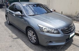 First-owned 2011 Honda Accord Fuel Efficient in Makati