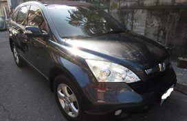 Selling Black 2009 Honda CRV in good condition